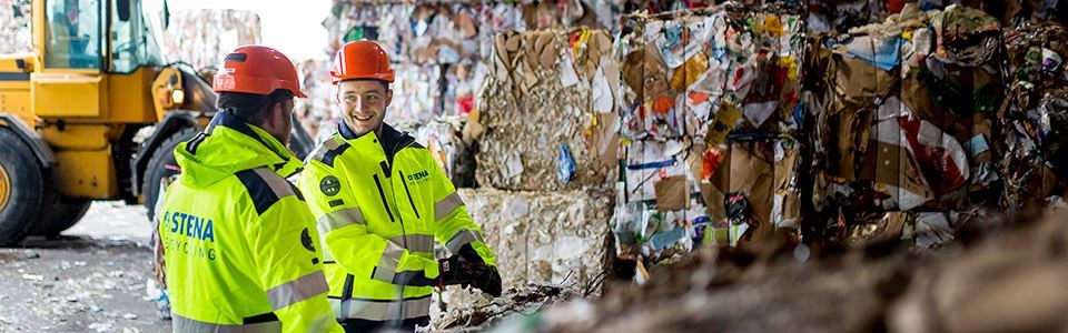 Role in the circular economy | Stena Recycling